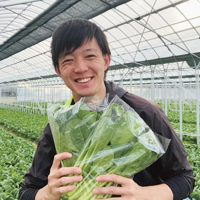 IS FARMの野菜を食べてみませんか?